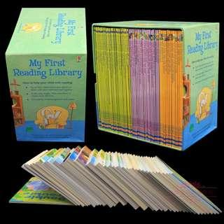 My First Reading Library - Usborne - 50 Books