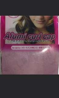 Alumi curl cap