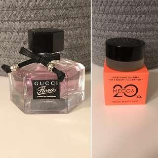 BUNDLE GUCCI FLORA MECCA ILLUMINATING BALM PLEASE READ DESCRIPTION