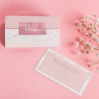 Name Card Printing Full Colour