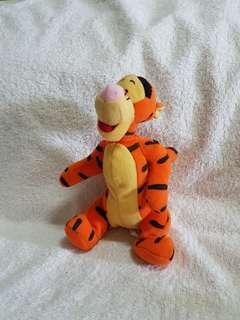 Authentic Plush Disney Tigger from Winnie The Pooh & Friends