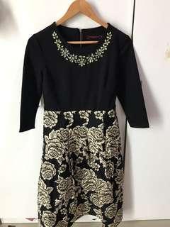 Women Flower Dress