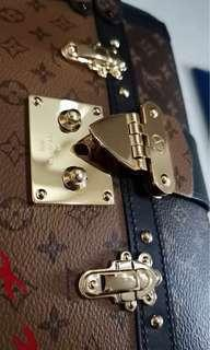 LV Trunk Clutch Hardware Protective Film