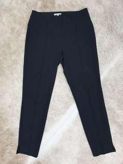 Black work pants