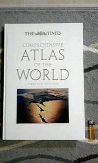 The Times Atlas Of The World (12 Edition)