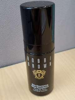 Bobbi Brown skin nourishing glow foundation #0