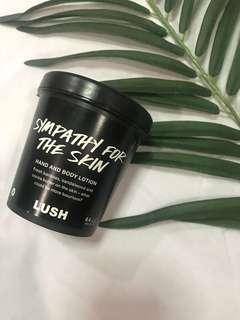 Lush Sympathy for the Skin Body Cream