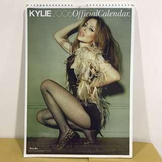 🚚 凱莉米洛2006年絶版年曆