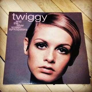 twiggy and the silver screen syncopaters 大碟 黑膠唱片