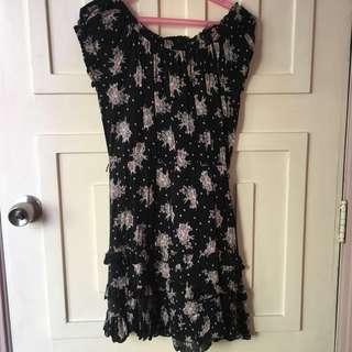 Forever 21 bohemian dress