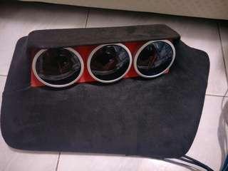 Defi meter & customize cover