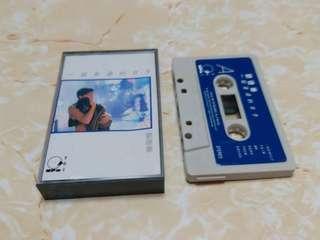 錄音帶  劉德華  一起走過的日子  盒88%封面/帶90%新