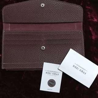 Maroon Wallet