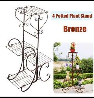 Brand pot stand