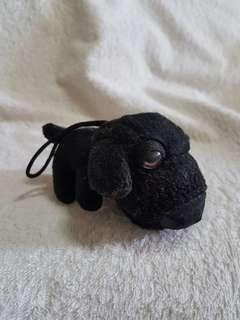 Authentic Plush Artist Collection The Dog Bag Hanger - Labrador Retriever
