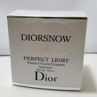 <全新正品> - Dior Snow - Perfect Light - Perfect Glow Cushion - Prismatic -  SPF 50-PA+++ ~ HKD330
