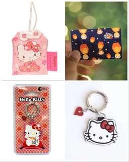 Hello kitty ezlink and tsum tsum ezlink for sale