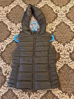 Esprit Down Hooded Vest