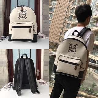 COACH; Unisex Backpack