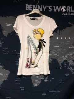 🚚 Love moschinoT恤