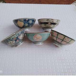 日本 立體浮雕 碗 缽 盤 碟 收藏品