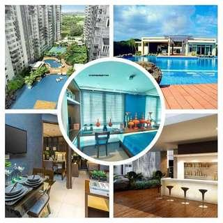 22K monthly/330K Downpayment to Move-in Rent to Own Condo in Pasig (Kasara Urban Resort Residences)