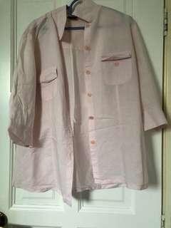 Exotico Pink Shirt