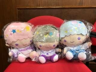 Little Twin Stars X 蒼井翔太公仔限定版 一set三隻 27 cm