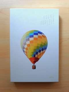 BTS Young Forever Album YF DAY Version KPOP