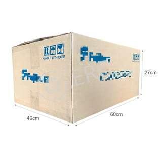 Kotak Pindah Rumah & Office / Kotak Murah / Kotak Letak Barang / Moving Box