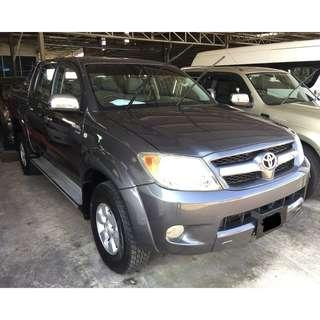 Toyota Hilux 2.5 (A) 4X4