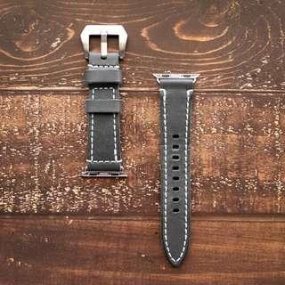 皮革材料包】Apple Watch 38mm 錶帶 BSP083