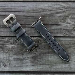 皮革材料包】Apple Watch 42mm 錶帶 BSP084