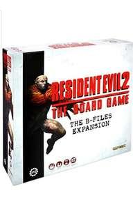 PO: Steamforged Games Resident Evil 2 B Files Expansion