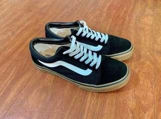 🚚 Vans old skool焦糖底