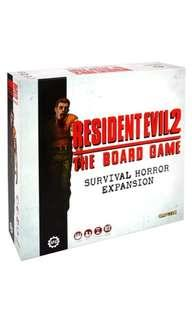PO: Steamforged Resident Evil 2 Survival Horror Expansion