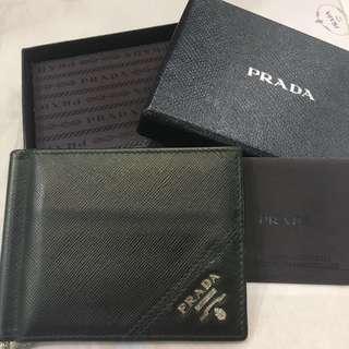 Prada money clip