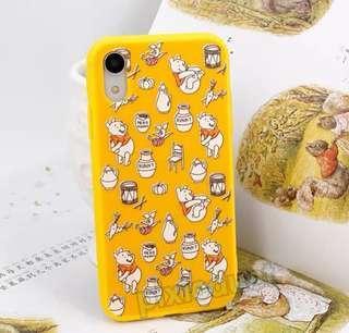 winnie the pooh phone casing