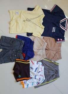 Bundle Boy's Clothes