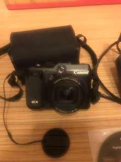 Canon   G1X累單眼相機