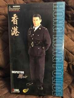 香港警察幫辦 police