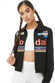 Bnwt f21 kodak jacket