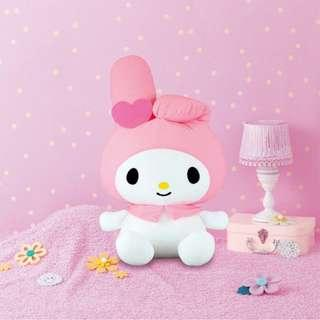 Ultra Huge Sized Pink Heart My Melody