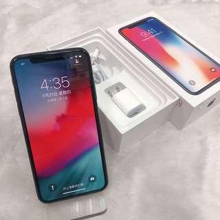 iPhone X 64g good condition no scratches Kaohsiung meet