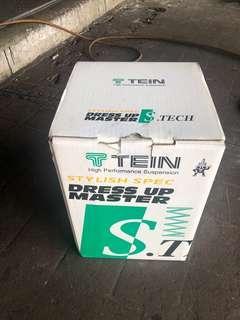 Tein s tech spring for Honda Jazz gk