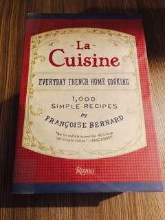 La Cuisine: everyday french home cooking recipe book 1000 simple recipes