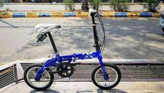 "Basikal Lipat - Folding Bike 14""Inch (Sesuai utk budak2 & orang dewasa) Brand New"