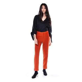 🚚 Editors Market Burnt Orange Pants