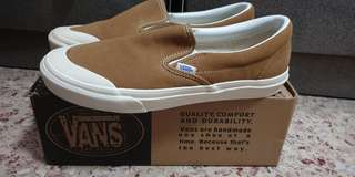 a567a902099008 Vans Halfmoon Slip On Billy s Japan Exclusive
