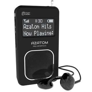 Digital Portable FM Radio